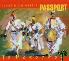 "KLAUS DOLDINGERS PASSPORT ""TO MOROCCO"" CD NEUWARE"
