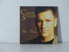 CD SINGLE CURTIS STIGERS This time 743212827828