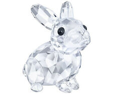 NEW SWAROVSKI BABY RABBIT BRAND NEW IN BOX #5135942 CLEAR CRYSTAL SAVE$$ F/SH