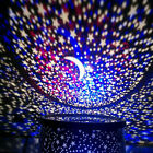 Amazing LED Starry Night Galaxy Projector Lamp Star Light Cosmos Master Romantic