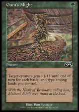 MTG GAEA's MIGHT EXC - POTENZA DI GEA - PLS - MAGIC