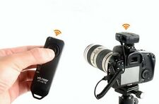 Wireless shutter remote control for Canon 1100D 1200D 650D 700D 100D 70D 550D