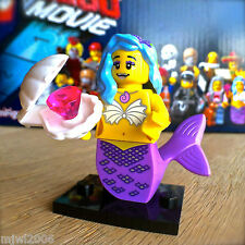 THE LEGO MOVIE Minifigures MARSHA QUEEN OF THE MERMAIDS #16 SEALED Minifigs71004