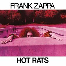 FRANK ZAPPA Hot Rats Vinyl LP 2016 (6 Tracks) NEW & SEALED