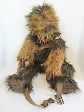COMIC IMAGES STAR WARS CHEWBACCA PLUSH BACKPACK BUDDIES~NWT