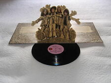 "JETHRO TULL - STAND UP - ISLAND, PINK LABEL, ""POP UP"" SLEEVE, RARE 1st PRESS!"