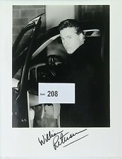 William Petersen Original Autographed B&W Photograph - To Live and Die in LA
