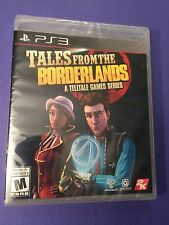 Tales From the Borderlands PS3 NEW