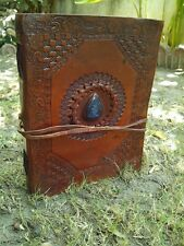 Handmade Leather Journal Lapise Diary Leather Sketchbook Notebook Artist 8x6