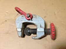 """Used Campbell Merrill Bros 3 Ton Screw Adjusted Cam Plate Clamp 0-3"""" 6421001 SAC"""