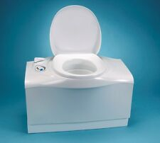 Thetford 32812 C402C Cassette Toilet With Electric Flush - Left Hand Access