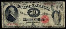 SERIES 1880 $20 LEGAL TENDER U.S. NOTE  Fr. 147    (EN306)