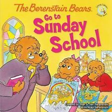 The Berenstain Bears Go to Sunday School by Jan Berenstain and Mike...