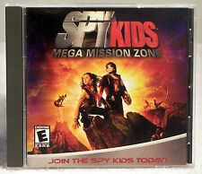 Disney's Spy Kids: Mega Mission Zone (Windows/Mac, 2002)