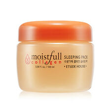 [ETUDE HOUSE]  Moistfull Collagen Sleeping Pack 100ml / Moisture Gel