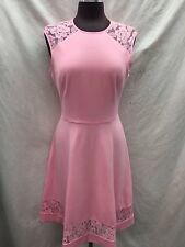 "ANNE KLEIN DRESS/PINK/SIZE 14/LENGTH 40""/RETAIL$139/NEW WITH TAG/STRETCH FABRIC"