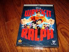 Wreck-It Ralph:*Authentic Disney* Reward (DVD, 2013) NEW Sealed]  I Ship Faster
