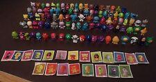 GoGo's Crazy Bones 99 Figures Bundle Collection Lot + Stickers