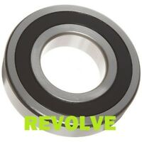 Miniature 6000 Series Rubber Sealed Bearings. 603 2rs to 689 2rs