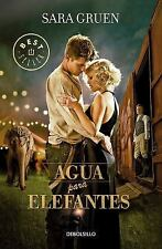 Agua para Elefantes / Water for Elephants by Sara Gruen (2016, Paperback)