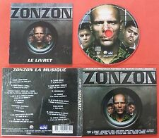 RARE CD ZONZON BOF MUSIQUE DE FILM RAP FRANCAIS LES SAGES POETES DE LA RUE.....