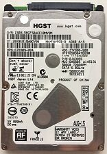 Original HP 500gb-7200u/min hgst HPX/sps: 678309-005, 703267-001, 634925-001