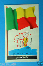 figurines figuren stickers picture cards figurine bandiere del mondo folgore 51