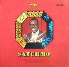 Louis Armstrong | Satchmo - A Musical Autobiography Of Louis Armstrong  | Vinyl