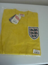 RARE ANNIV UMBRO ENGLAND 1966 KEEPERS JERSEY SEALED WITH TAGS 19 AVAILABLE