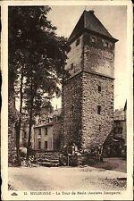 Mulhouse Mülhausen Alsace  s/w AK ~1920/30 La Tour de Nesle Turm ungelaufen