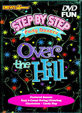 Drew's Famous OVER THE HILL STEP BY STEP PARTY DANCES - LEARN HOW TO DANCE DVD!!