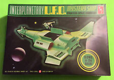 INTERPLANETARY UFO MYSTERY SHIP SPACESHIP MODEL KIT AMT NEW SEALED