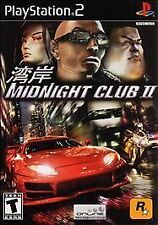 Midnight Club II (2) (Playstation 2) Pro Re-Conditioned Disc Only