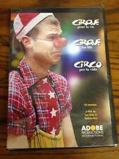Cirque Pour la Vie/Cirque for Life DVD, Adobe Productions, Cirque de Soleil, New
