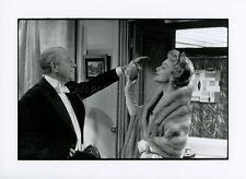 JEAN GABIN EDWIGE FEUILLERE  EN CAS DE MALHEUR  1958  VINTAGE PHOTO