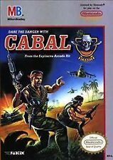 ***CABAL NES NINTENDO GAME COSMETIC WEAR~~~