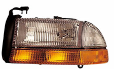 New Left Head Light Assembly Fits 1998-2003 Dodge Durango 1997-2004 Dakota