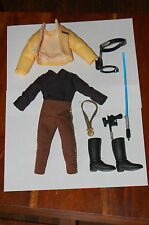 "Luke Skywalker Ceremonial 12"" Outfit-Hasbro-Star Wars 1/6 Scale Custom Side Show"