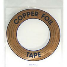 Stained Glass Supplies - EDCO 3/16in COPPER FOIL (44201) FREE SHIPPING