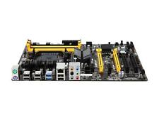 Biostar TA970, AM3+, AMD Motherboard