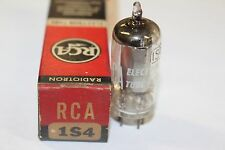 1S4 RCA VINTAGE TUBE -  NOS IN BOX