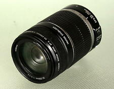 Canon Zoom Lens EF-S 55-250mm 1:4-5.6 IS Looks and Works Great
