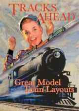 Tracks Ahead: Great Model Train Layouts  DVD NEW