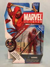 Marvel Universe Hand Ninja Series 1 024 MOSC