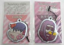 Anime Expo 2016 EXCLUSIVE Ltd Ed  KEY CHAIN SET Fate/stay night  RIDER & SAKURA