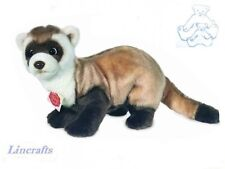 Ferret Plush Soft Toy by Teddy Hermann 92637