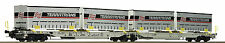 Roco 67396 Double Pocket articulated wagon TERRA TRANS Optional Wheelsets