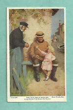 PERCY TARRANT - THE OLD MEN'S DARLING HOME WORDS LTD C.1910'S