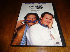 Father's Day  DVD Robin Williams & Billy Crystal RARE & OOP!!!