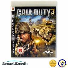 Call Of Duty 3 (PS3) **GREAT CONDITION!!**